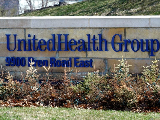 BLM UNITED HEALTH EARNS F USA MN