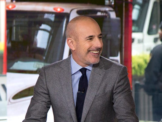 Matt Lauer releases statement after firing: 'There are no words to express my sorrow'