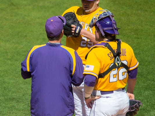 Alabama Baseball G30 vs LSU