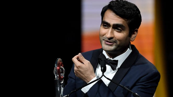 'Silicon Valley' actor Kumail Nanjiani was named Comedy Star of the Year for his work on 'Big Sick.'