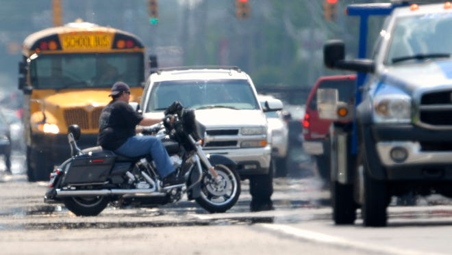 Michigan officials have framed the repeal of the helmet requirement as a move to allow motorcycles riders and passengers to choose for themselves whether they think it is appropriate to wear them.