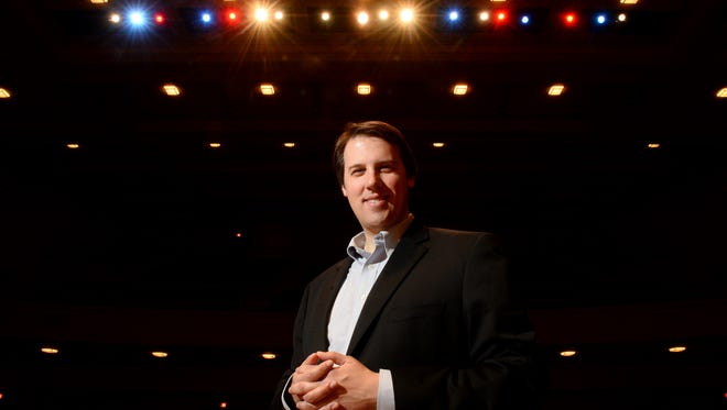 Grant Harville, the Great Falls Symphony's new music director, leads a series of Symphony Previews at GFC MSU before each symphony performance.