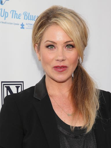Christina Applegate: Nov. 25, 1971.