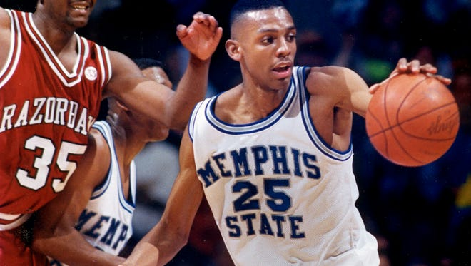 25 – Penny Hardaway, Memphis (1991-93): Hardaway averaged 20.0 points and 5.9 assists in two seasons with the Tigers before starting a 14-year NBA career. He averaged 15.2 points in 704 career NBA games, mostly with the Orlando Magic and Phoenix Suns.