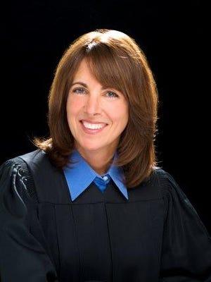 Incumbent District Judge Theresa Brennan