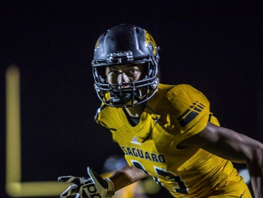 Matt Polk, Saguaro, Athlete, 6-4, 210