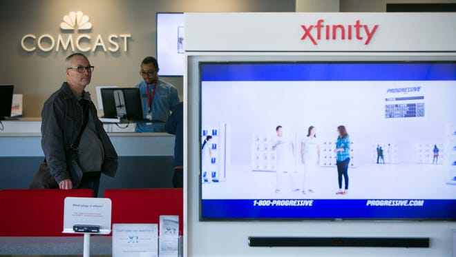 Delaware's first new Xfinity Store on Concord Pike is the model that Comcast will be moving all of its customer service centers to in the coming years.