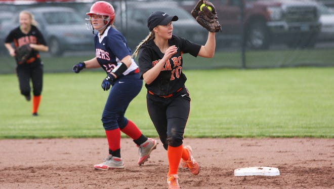 Shylee Schmeltz is among the returning players for Gibsonburg.