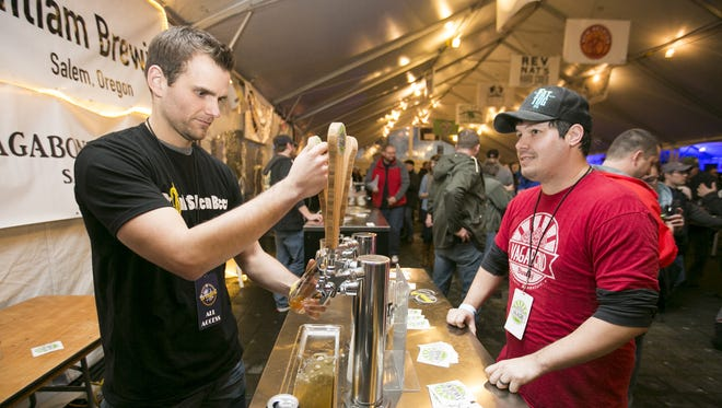 Salem Winter Brewfest: Celebrate local brews in the heart of the city Feb. 1-4 at the Oregon State Capitol.