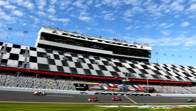 The tower at Daytona International Speedway will be removed and not rebuilt before the Coke Zero 400 in July 2015.