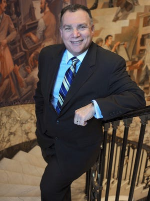 Poughkeepsie Journal Publisher Barry Rothfeld announced Thursday he will retire in June, ending a 42-year career in news publishing.