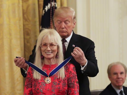 Donald Trump,Miriam Adelson