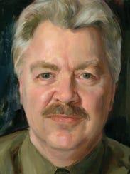 """Doug Melvold was part of Rose Frantzen's """"Portrait"""