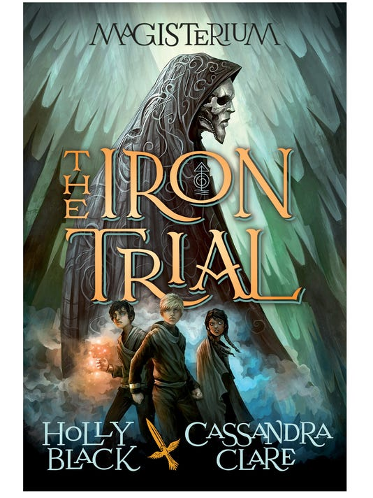'The Iron Trial' Cover