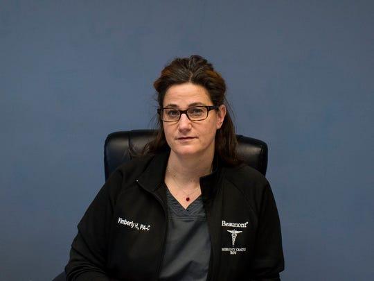 Kimberly Hurst, founder and executive director of Wayne
