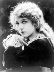 Portrait of actress Mary Pickford, circa 1919.