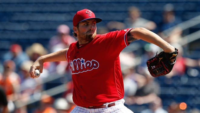 Phillies prospect Alec Asher was suspended for 80 games by Major League Baseball after he tested positive for a PED.