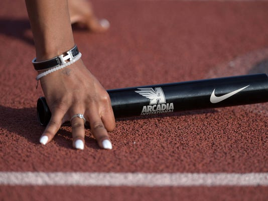 USP TRACK AND FIELD: 51ST ARCADIA INVITATIONAL S ATH USA CA