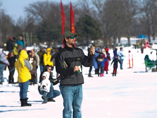 The second annual Sky Circus on Ice will take place