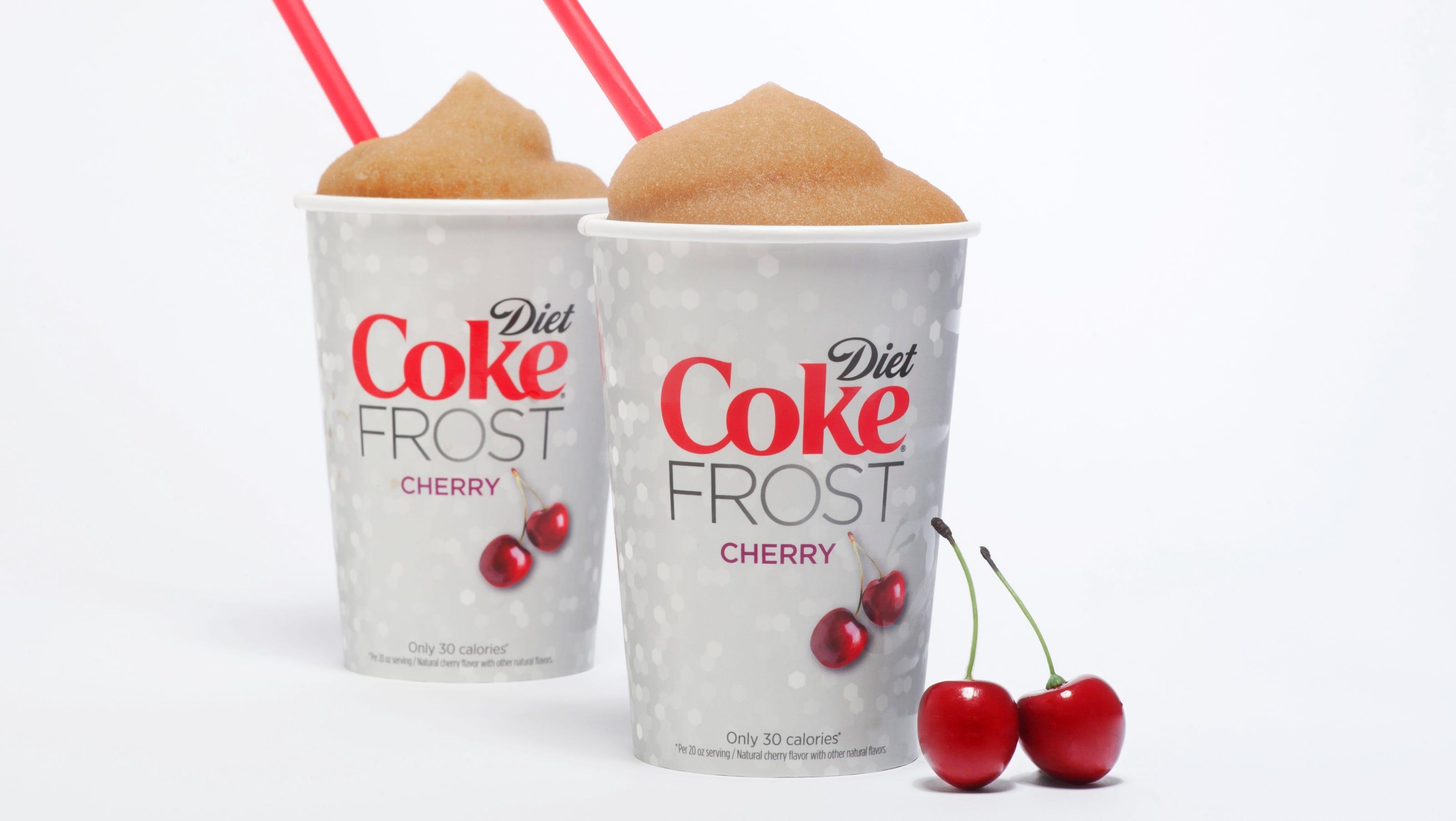 diet coke finally rolls out slurpee at 7-eleven