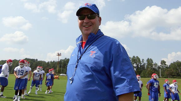 Louisiana Tech renews its rivalry with UL-Lafayette on Saturday night at Cajun Field.
