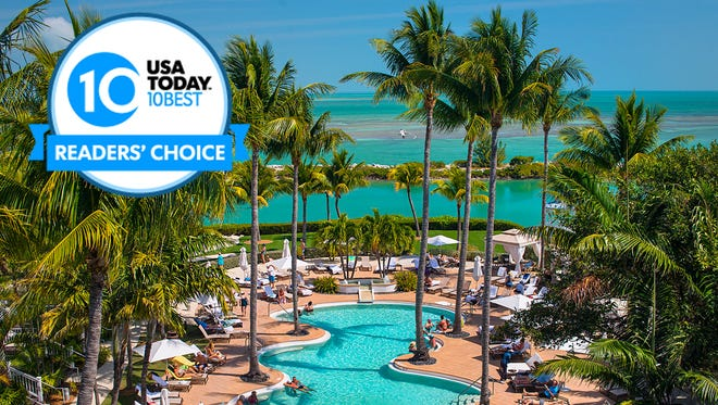 What's your top pick for Best Hotel Pool? Vote once per day in the 10Best Readers' Choice awards.