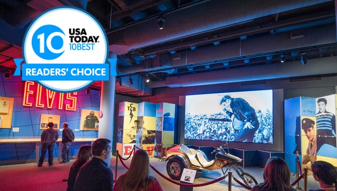 Vote for the Best Musical Attraction in the 10Best Readers' Choice awards now through June 8.