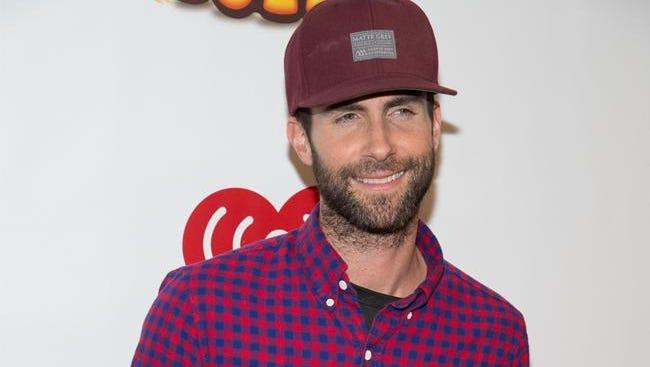 Maroon 5's Adam Levine