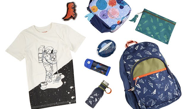 Target is ready for back-to-school 2018 with designs to inspire and encourage.