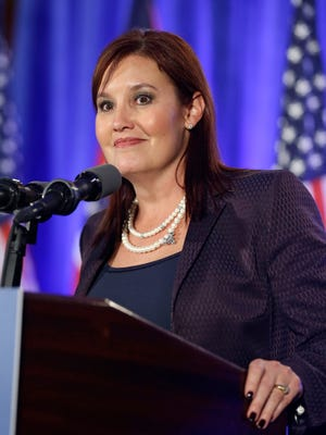 Ohio Lieutenant Gov. Mary Taylor