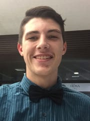 Bobby Henige, from Cactus High School, is azcentral sports' Male Athlete of the Week for Dec. 3-10.
