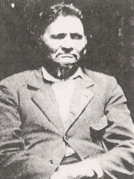 Chief Abraham Mishicott
