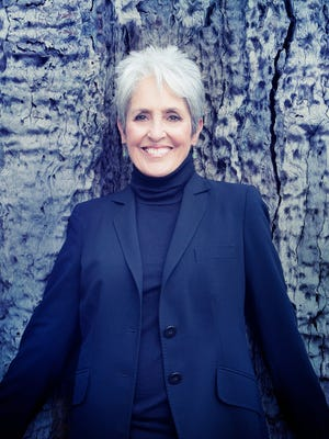 Joan Baez performs a sold-out show Saturday at the Flynn Center.