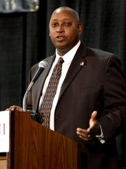 Florida State athletic director Stan Wilcox must come
