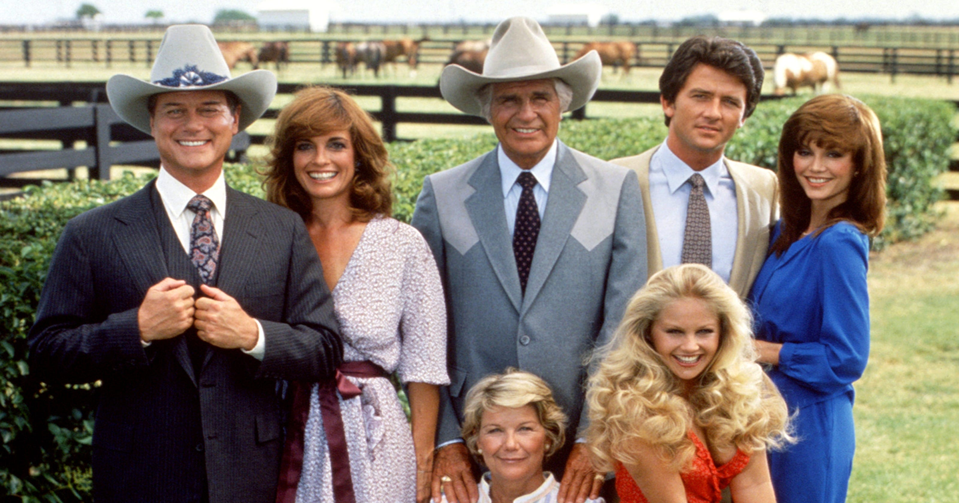 Dallas Turns 40 Fun Facts On The Tv Hit S Anniversary