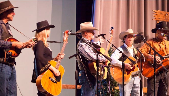 The Outriders are among the performers at the Cochise Cowboy Poetry and Music Gathering  in Sierra Vista.