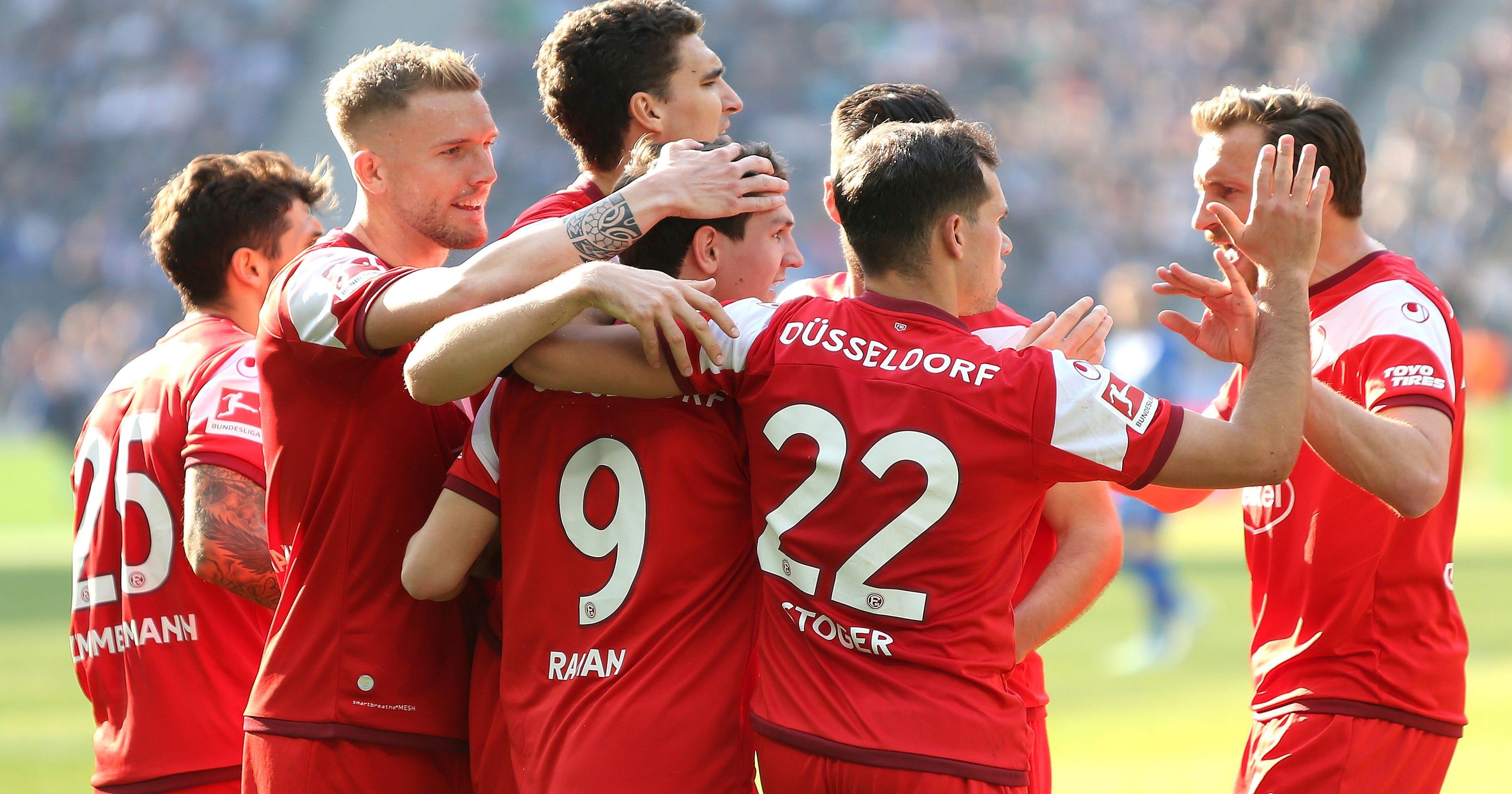 DГјГџeldorf Bayern