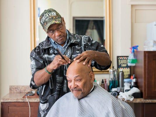 The Network Barbershop