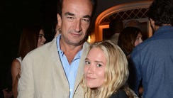 Olivier Sarkozy and Mary Kate Olsen attend 4th Annual