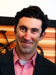 Noah Chubb-Silverman, co-founder of Reno Bike Project and candidate for the at-large seat on the Reno City Council.