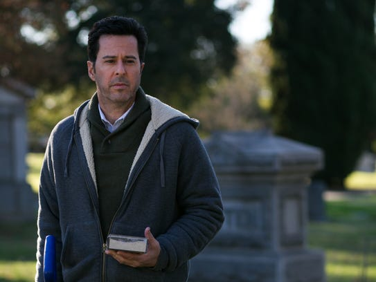 "Jonathan Silverman stars in ""Andover."""