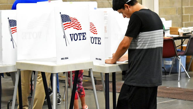 """As disagreements over the exact hue of the November """"wave"""" ebb and flow, there remains a consensus about the power young voters hold."""