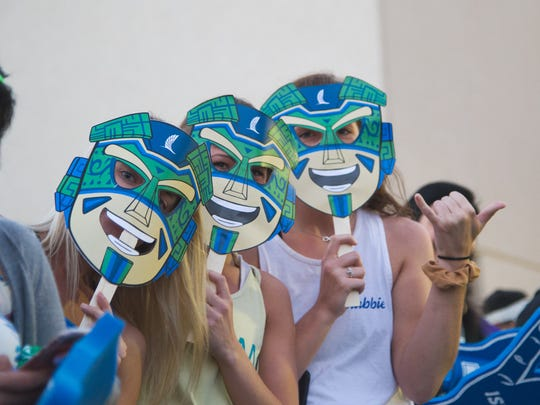 "This year's A&M-Corpus Christi homecoming theme is ""Pride & Tradition."" Events include games, philanthropic events, alumni recognition and other fun activities."