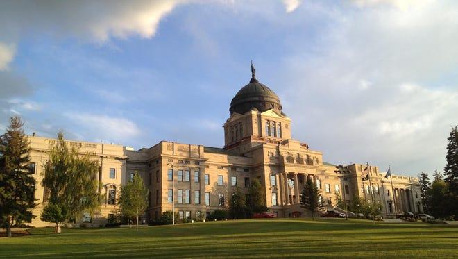 The Montana Capitol
