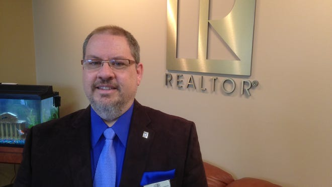 Brent Ward is the CEO/association executive of the Central West Tennessee Association of Realtors.