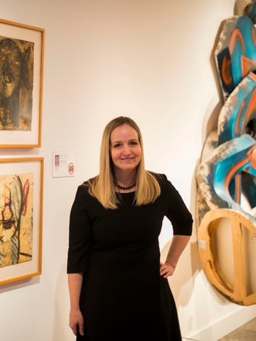 Laurie Ann Farrell, the Detroit Institute of Arts'