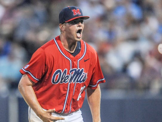 Former Arlington and Ole Miss pitcher Brady Bramlett is part of a team that will advocate for the rights of NCAA student-athletes.