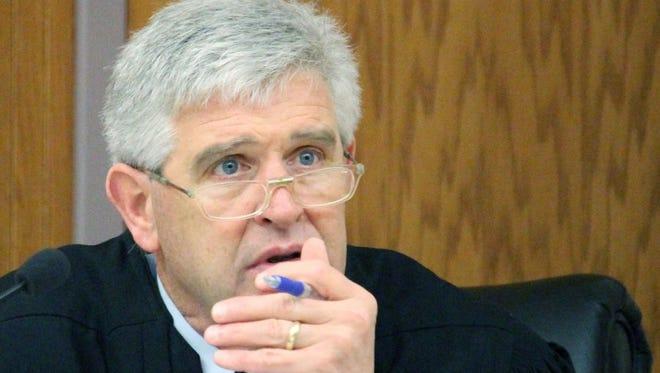 Judge Lawton McIntosh