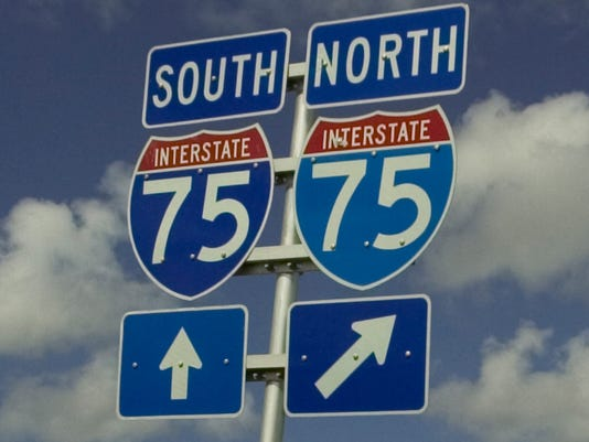 I-75_Signs