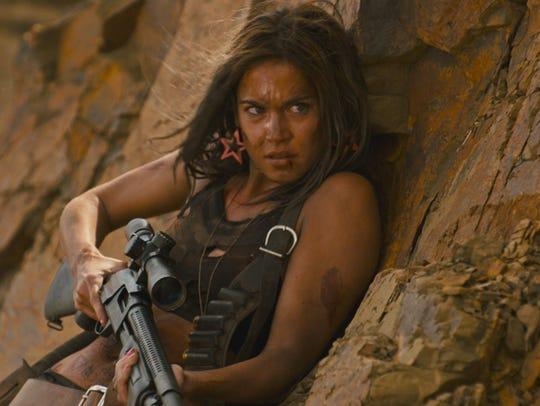 "Matilda Anna Ingrid Lutz stars in ""Revenge."""